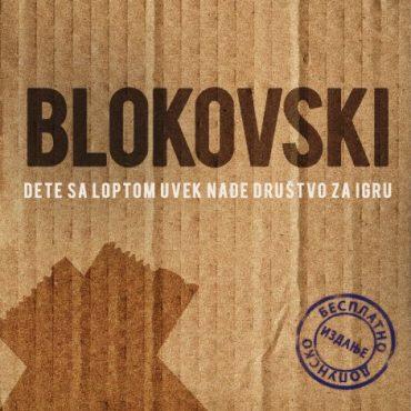 Blokovski - Dete sa loptom uvek nađe društvo za igru